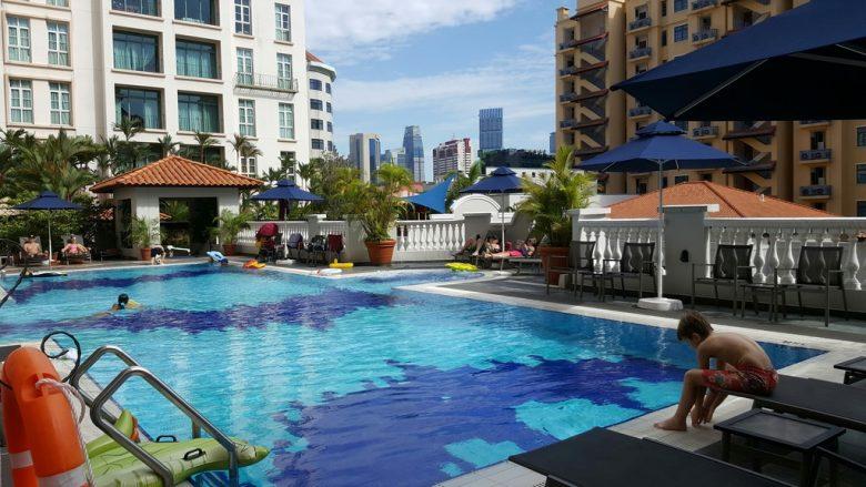 Pelayanan Apartemen di Lively Robertson Walk, Singapura